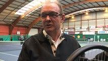 Dans les coulisses de l'Open de Mayenne, une échange entre les jeunes et les joueurs