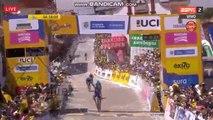 Cyclisme - Tour Colombia 2019 - Julian Alaphilippe remporte la 5e étape et prend la tête du général