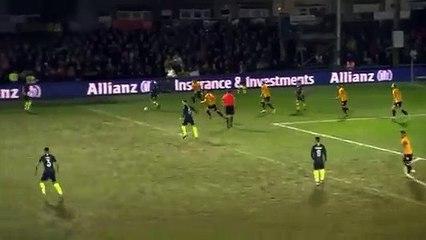 FA Cup : Mahrez buteur face à Newport Country