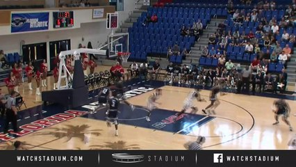 Rice vs. FAU Basketball Highlights (2018-19)