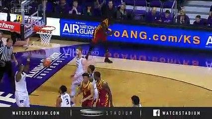 No. 23 Iowa State vs. No. 18 Kansas State Basketball Highlights (2018-19)
