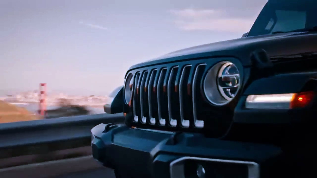 Warmed Up Jeep Wrangler Jeep®