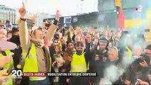 Manif gilets jaunes samedi 16 février 2019 à Paris - Résumé