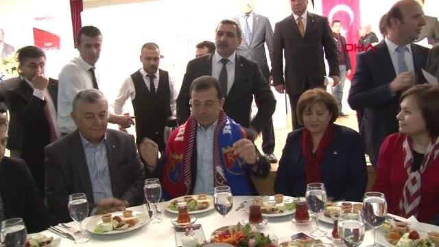 İstanbul- İmamoğlu İstanbul Spor Kenti Olacak