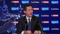 "François-Xavier Bellamy (LR) : ""Nous avons besoin de transformer l'Europe en profondeur"""