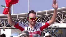 Cyclisme - Tour of Oman 2019 - Stage 1 - Summary :  Alexander Kristoff, Bryan Coquard and Nacer Bouhanni