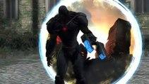 Injustice: Gods Among Us - Aquaman vs. Cyborg