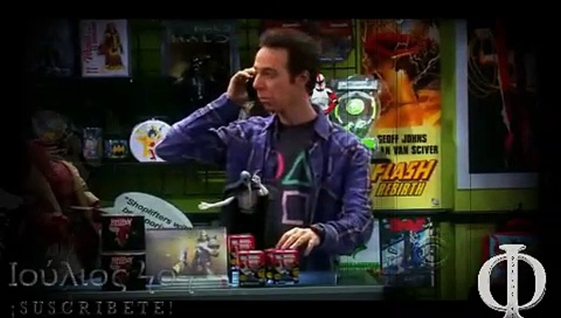 Momentos Sheldon La Teoría del Big Bang Latino HD Parte 157