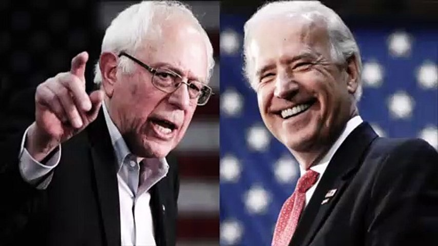 Joe Biden and Bernie Sanders Reportedly Set to Announce 2020 Presidential Runs