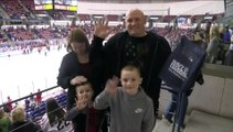 ECHL Atlanta Gladiators 1 at South Carolina Stingrays 1