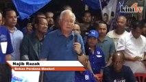 'Kalau BN berkuasa, ada lagi tol saya nak hapuskan'