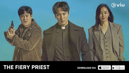 The Fiery Priest - Trailer 1   Drama Korea   Starring Kim Nam Gil, Kim Sung Kyun, Honey Lee