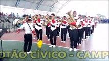 Banda Marcial Pastor Paulo Leivas Macalão 2018 - XI COPA NORDESTE NORTE DE BANDAS E FANFARRAS