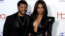Russell Wilson and Ciara 2019 'Hollywood Beauty Awards' Red Carpet
