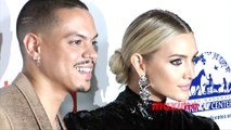Ashlee Simpson and Evan Ross 2019 'Hollywood Beauty Awards' Red Carpet