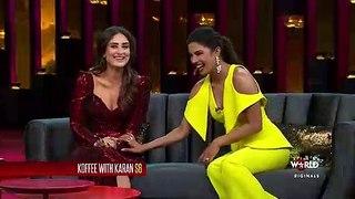 Koffee With Karan promo Kareena Kapoor says Priyan