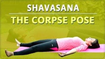 Corpse Pose | Shavasana | Simple Yoga For Beginners | Mind Body Soul
