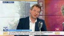 Yannick Jadot annonce que son colistier pour les élections européennes sera issu du monde agricole