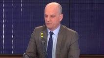 """Insultes antisémites contre Alain Finkielkraut : """"Notre peuple n'est pas antisémite"""", affirme Jean-Michel Blanquer"""
