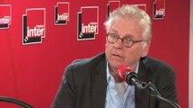 Daniel Cohn-Bendit est l'invité du Grand entretien de France Inter