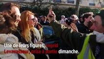 La presse dénonce les « dérives » des Gilets jaunes