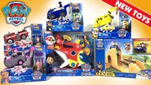 New Paw Patrol Toys Sub Patroller Flip & Fly Off-road Rescue 2018 || Keith's Toy Box