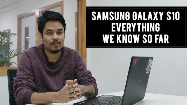 Samsung Galaxy S10: Everything we know so far (Hindi)