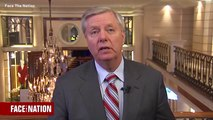 Sen. Graham Says Trump's Border Wall Will Be 'Better' For Kentucky Middle School Students Than A New School Building