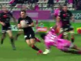 TOP14/J16 - RESUME SF PARIS-LYON (13-24)