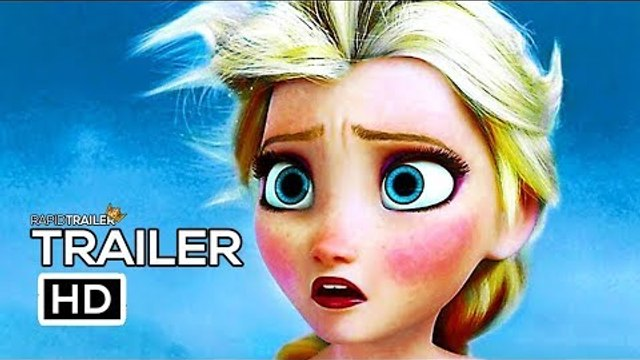 FROZEN 2 Official Trailer (2019) Disney, Animated Movie HD