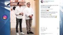 Cyril Lignac métamorphosé, son nouveau look fait réagir les internautes