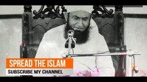 Very Emotional Bayan By Maulana Tariq Jameel sahab
