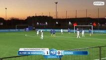 National 2 | OM 2-1 Hyères : Le doublé de Marasovic