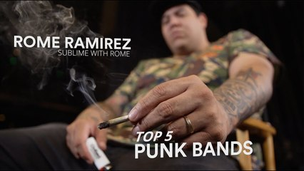 Sublime With Rome's Frontman Gives Us His Top 5 Punk Bands