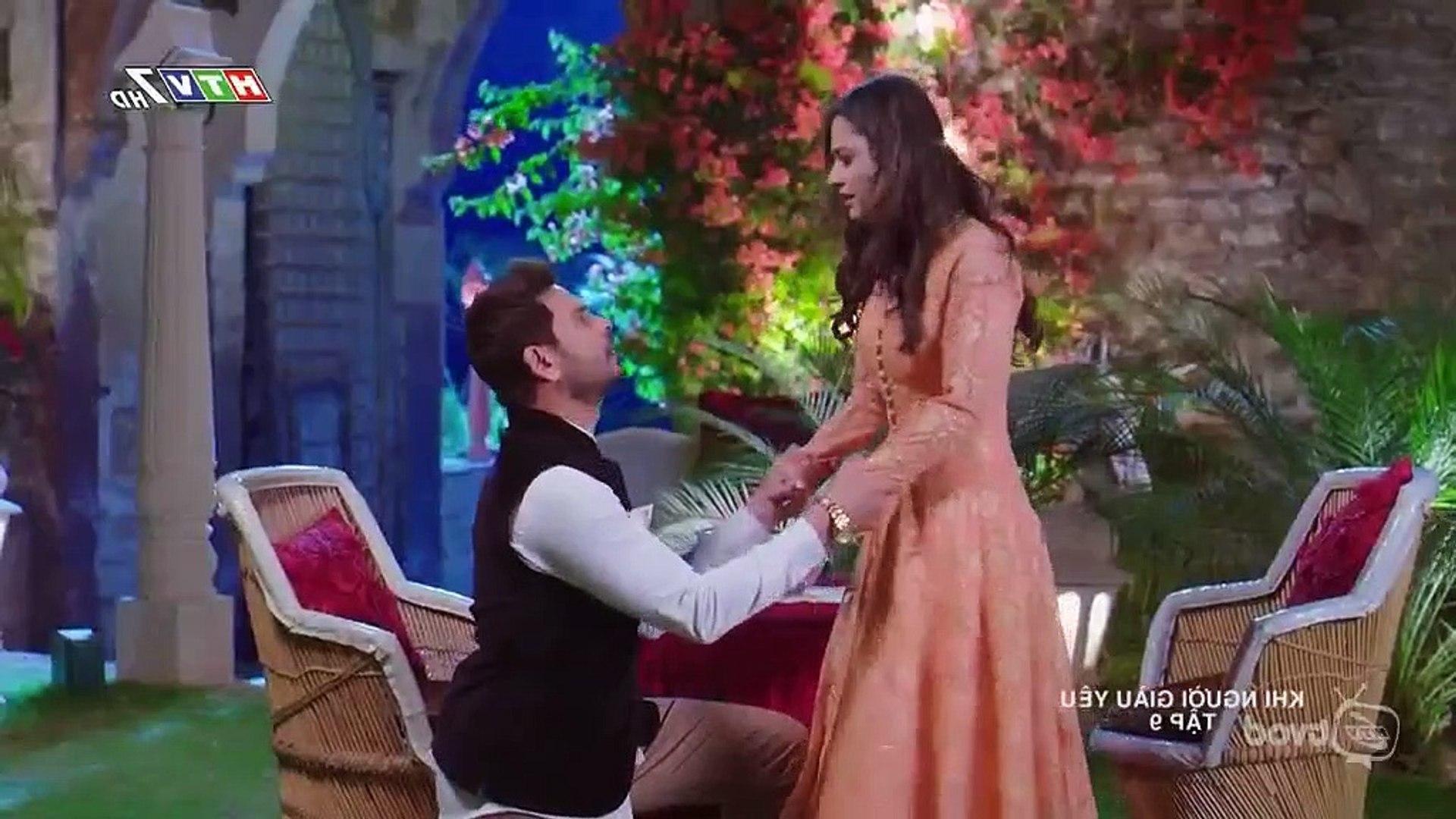Khi Người Giàu Yêu Tập 9 - HTV7 Lồng Tiếng - Phim Ấn Độ - Phim Khi Nguoi Giau Yeu Tap 9 - Phim Khi N