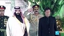 En quête de contrats et d'alliés, Mohammed ben Salmane entame une tournée en Asie