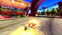 Team Sonic Racing - Así se hizo la banda sonora (1)