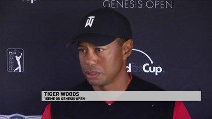 Tiger Woods grosse queue
