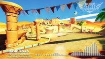 Team Sonic Racing - Sand Road