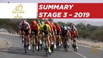 Stage 3 - Summary - Tour of Oman 2019