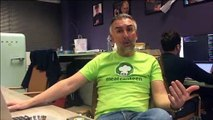 Meal Canteen, interview de son diregeant Denis Oliver