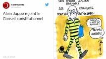 Avant d'être réduit au silence, Alain Juppé appelle à « sauver l'Europe »