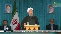 Pdte. iraní: EE.UU. busca dividir nuestro país y controlar la región