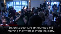 Labour MPs quit party in bid for 'alternative' politics