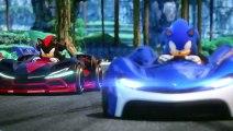 Team Sonic Racing - Tráiler (japonés)