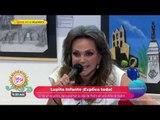 Lupita Infante no está de acuerdo con la película de Pedro Infante | Sale el Sol