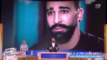 Burn-out d'Adil Rami : Cyril Hanouna lui adresse un message