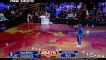 """17.03.09 - Amici  8 (Serale) - Valerio Scanu """"La voce della luna"""""""