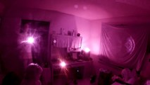 Lunar Paranormal Virginia Part 3 Extreme SB Session in Comp Room Extreme Haunted Residence by Cemetery
