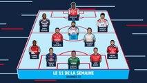 Le 11 de la semaine - Fekir porte l'OL, Thiago Silva monte la garde au PSG